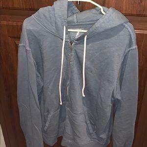 Jcrew men's hoodie